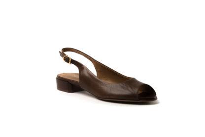Sandale in braun von MdF.